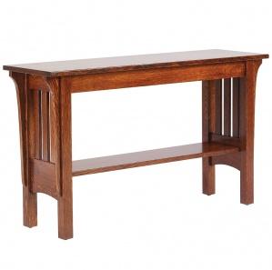 Buckley Amish Sofa Table
