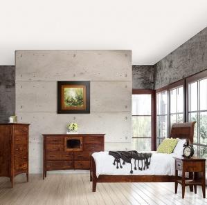 New Haven Modern Bedroom Furniture Set