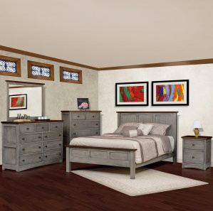 Dylan Hill Bedroom Set