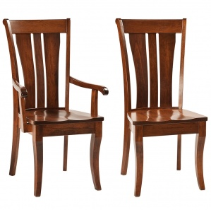 Fenmore Amish Dining Chairs