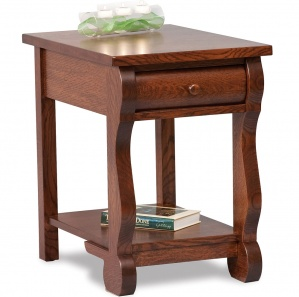 Olde Sleigh Amish End Table