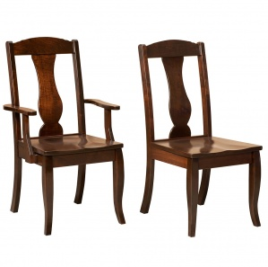 Harris Avenue Amish Dining Chairs