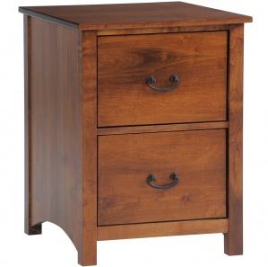 Rivertowne Wood File Cabinet