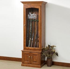 Falls River 6 Gun Cabinet