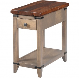 Stonebrook Amish Chairside Table