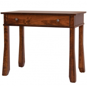 Craftsman Return Table & Optional Flared Legs