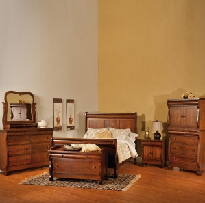 Olde Sleigh Bedroom Set