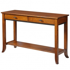Edenton Amish Hall Table