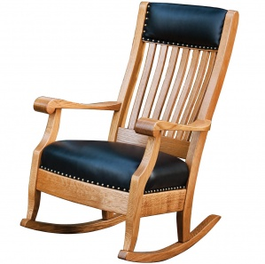 Mayfield Amish Rocking Chair