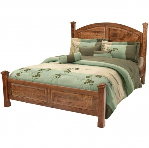 Summit Shaker Amish Bed