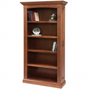 Buckingham Amish Bookcase