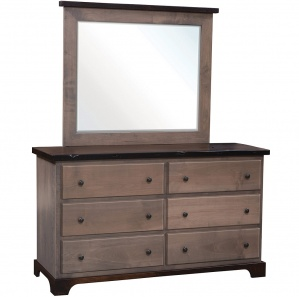 Manchester Standard Dresser & Optional Mirror