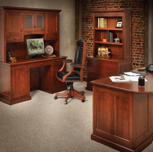 Homestead Deluxe Furniture Set & Optional Hutch