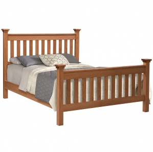 Manchester Slat Amish Bed