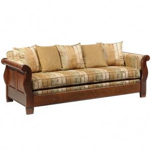 Belvedere Sleigh Sofa