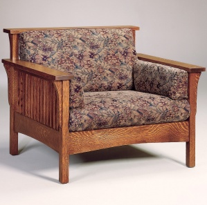 Rutherford Slat Chair