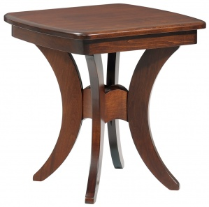 Millennia Amish End Table