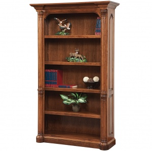 Jefferson Amish Bookcase