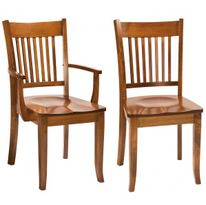 Emory Park Amish Dining Chairs