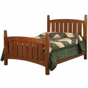 Lakefield Amish Bed