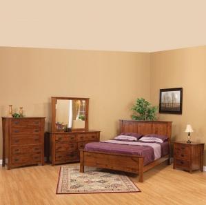 Calloway Amish Bedroom Set
