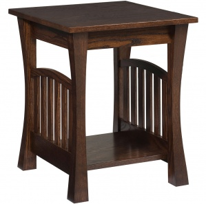 Gateway Amish End Table