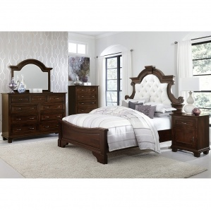 Francine Amish Bedroom Furniture Set