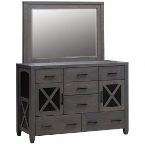 Nasua Dresser & Optional Mirror