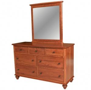 Fairbanks Dresser with Optional Mirror