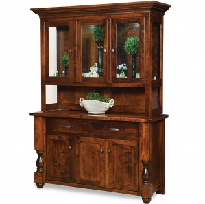 Stratham Buffet & Optional Hutch