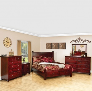 Blair House Amish Bedroom Set