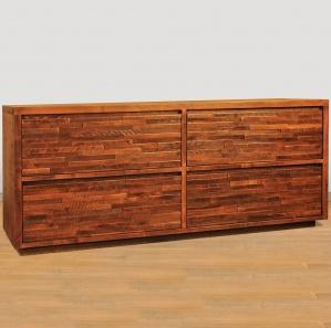 Ledge Rock Amish Dresser