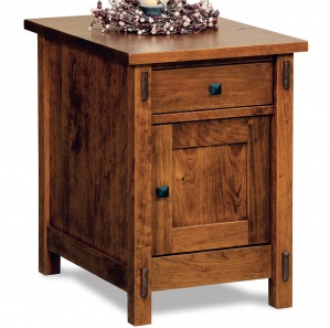 Centennial Amish End Table Cabinet