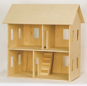 Amish Doll House