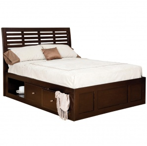 Park Avenue Amish Bed