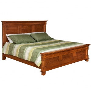 Lindenhurst Panel Amish Bed
