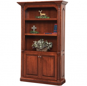 Lexington Amish Bookcase