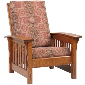 Buckley Amish Morris Chair