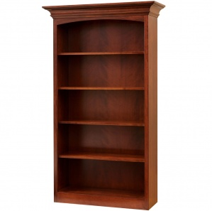 "Hampton 36"" Adjustable Shelf Bookcase"