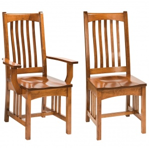 Belle Ridge Amish Dining Chairs