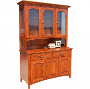 Trinity Terrace Amish Hutch