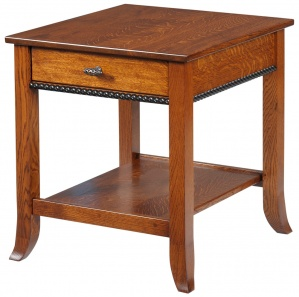 Edenton Amish End Table