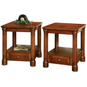 Jefferson Amish End Table