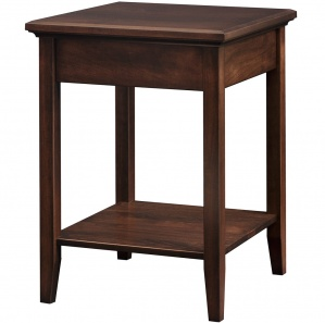 Newport Amish Corner Table