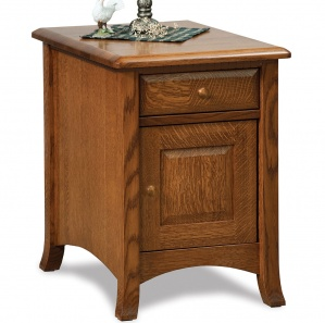 Summerfield Amish End Table Cabinet