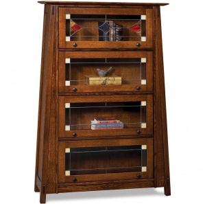 Colbran Barrister Amish Bookcase