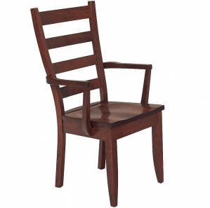 Mesa Amish Chair with Arms