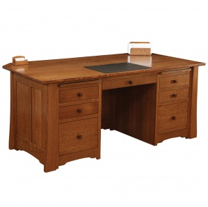 Jamestown Executive Amish Desk