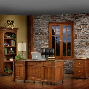 Bridgeport Office Furniture Set