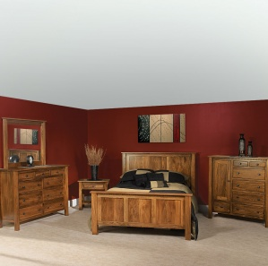 Birchman Amish Bedroom Set